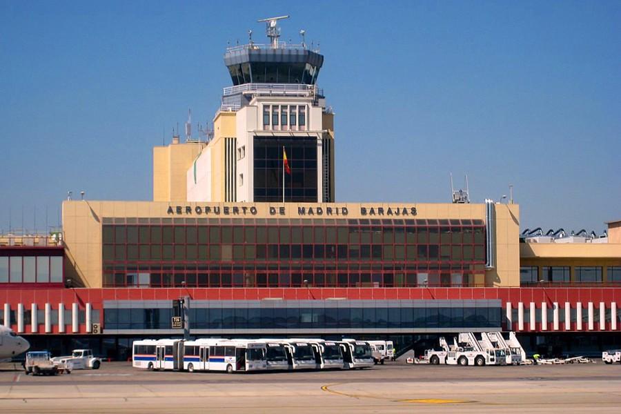 Аэропорт Барахас!