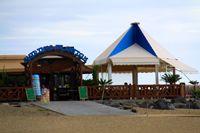Chirinco Atlanticus. Хороший ресторанчик на окраине пляжа Las Vistas.
