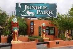 Вход в Джангл парк