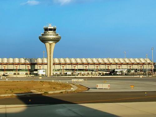 Терминал Т4 в Мадриде – это
