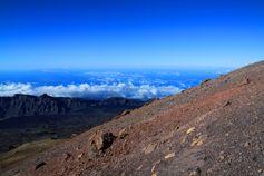 Тейде. Главный вулкан Тенерифе.