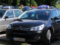 Тиват, Черногория. Такси.