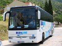 В Хорватию через Черногорию. Автобус.