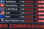 Хорватия. Обмен валюты.