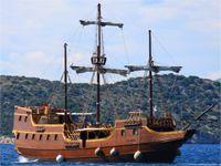 Хорватия. Морские экскурсии.