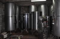 Хорватское вино. Современная мини-фабрика.