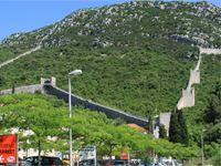 Стон, Хорватия. Пельешацкая стена.