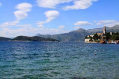 Море, горы и небо